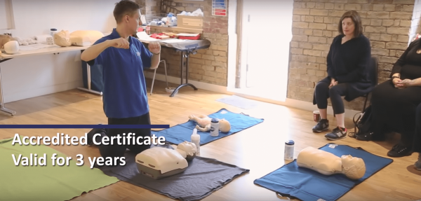 1 day first aid courses