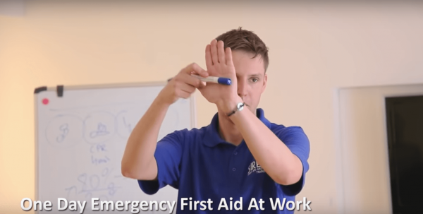one day emergency at work training