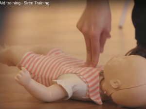 Paediatric First Aid Courses – OFSTED