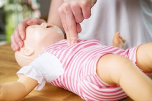 paediatric first aid for nannies